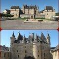 Le chateau de jumilhac en perigord ( 24 dordogne)