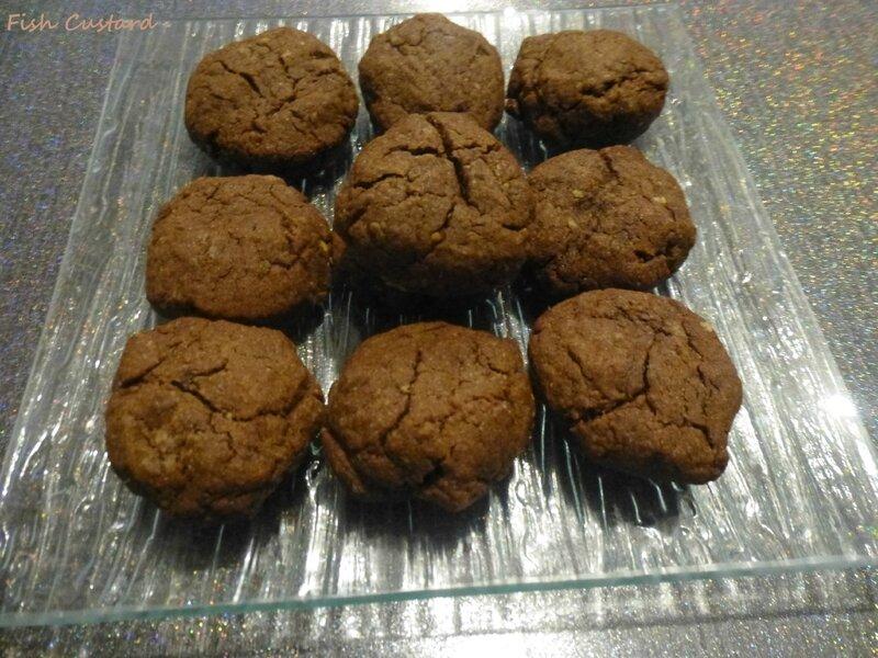 Cookies au beurre de cacahuète et cacao (4)