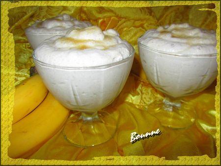 mousse à la banane (1)