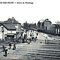 AVESNES-Route de Maubeuge