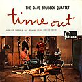 Dave Brubeck Quartet - 1959 - Time Out (Fontana)