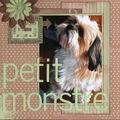 Petit monstre 1
