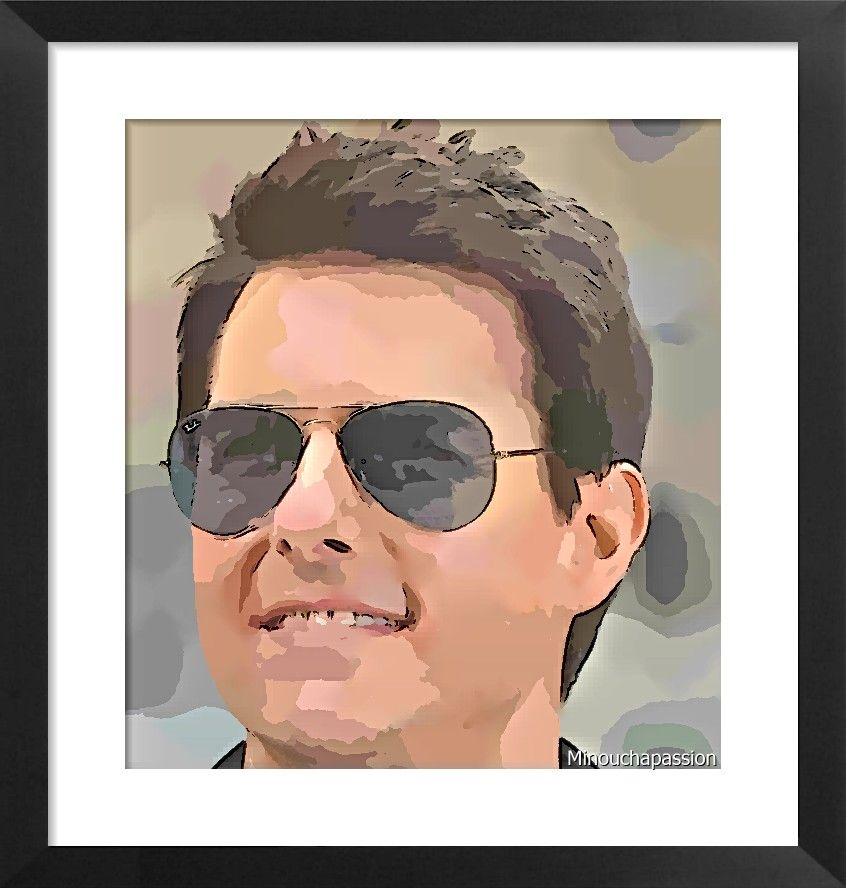 Tom-Cruise cartoon