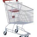 18 decembre - un chariot de supermarché....même rouillé...et la vie est facilitée