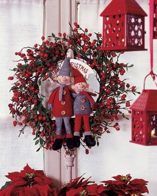 Deco de noel sia creation deco - Creation decoration de noel ...