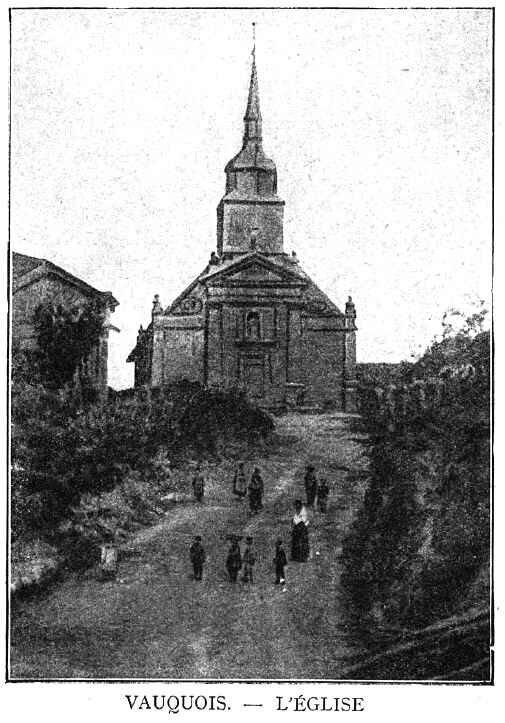vauquois église