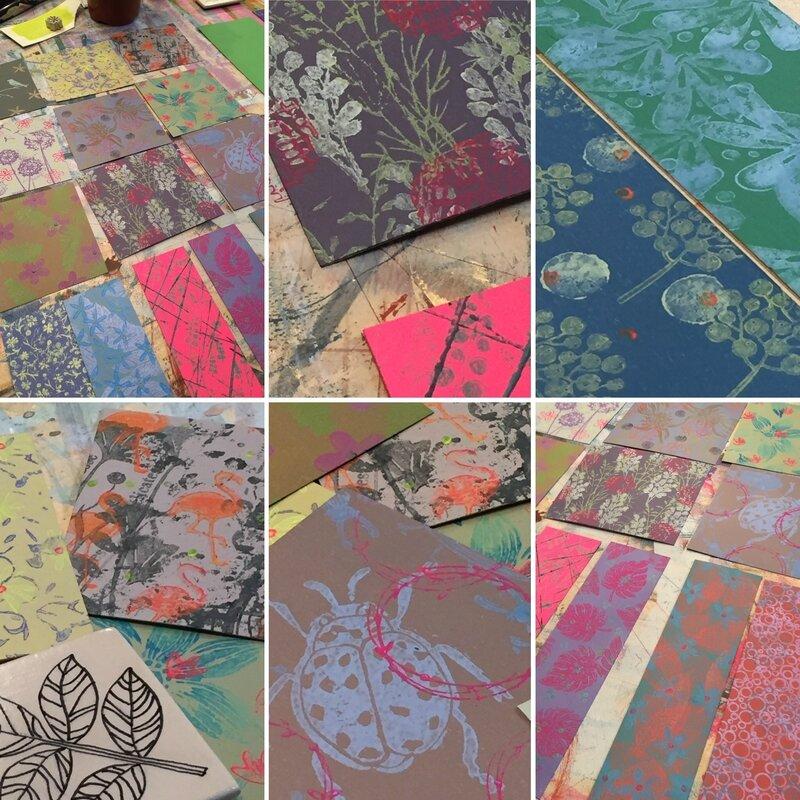 blog 17-21c- cours et stages-enseignement-formation-Patines_Stamping_Patchwork-atelier Cadrat Paris