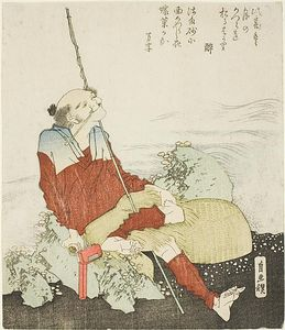 katsushika_hokusai_self_portrait_as_a_fisherman