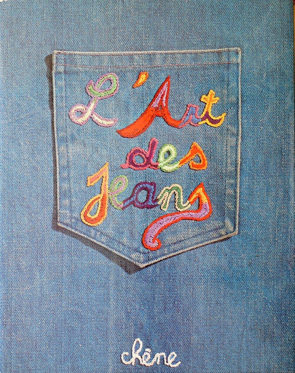 l'art des jeans