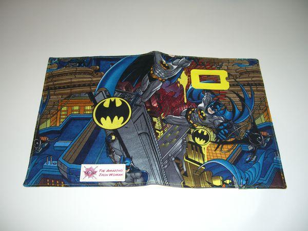 Protège cahier de texte Batman Camille (7)