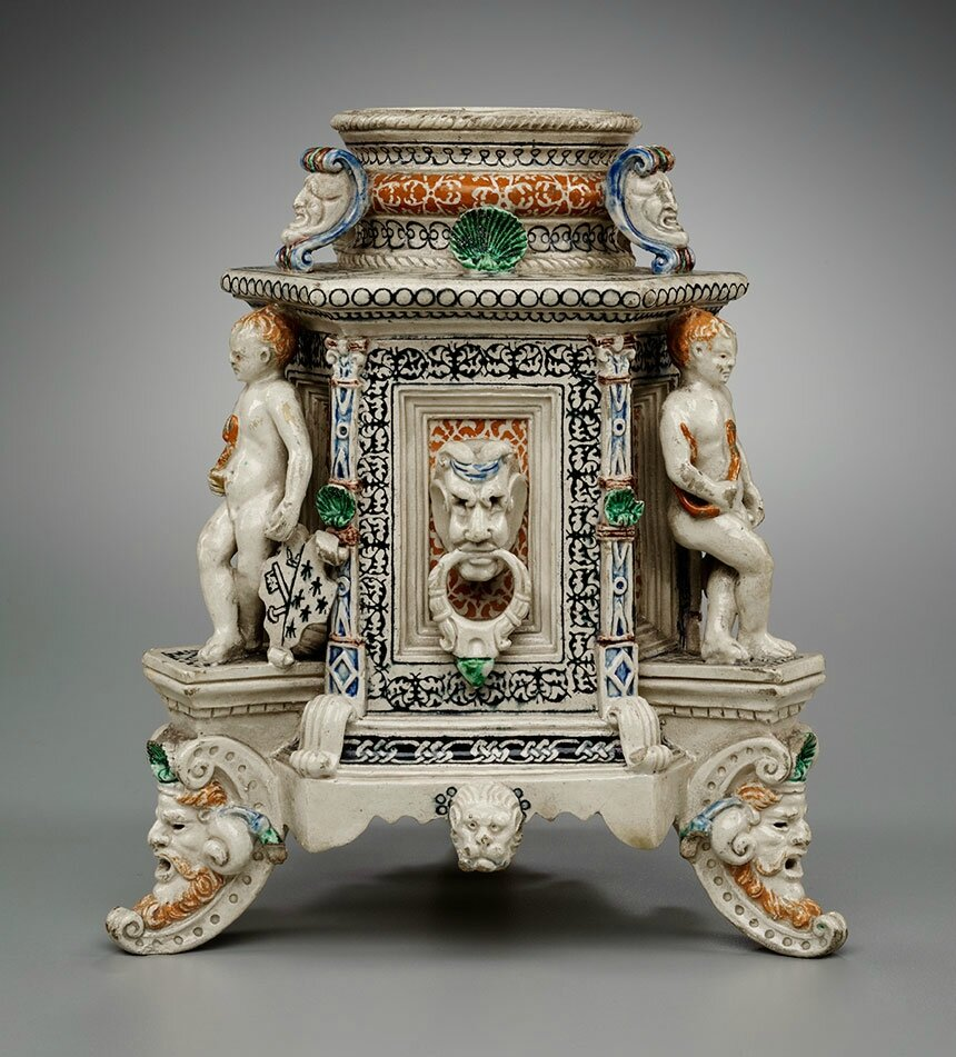 Exhibition explores the extravagant and innovative style displayed at King Francis I's château at Fontainebleau