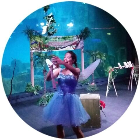 Spectacle Aquarium de Paris ©Kid Friendly
