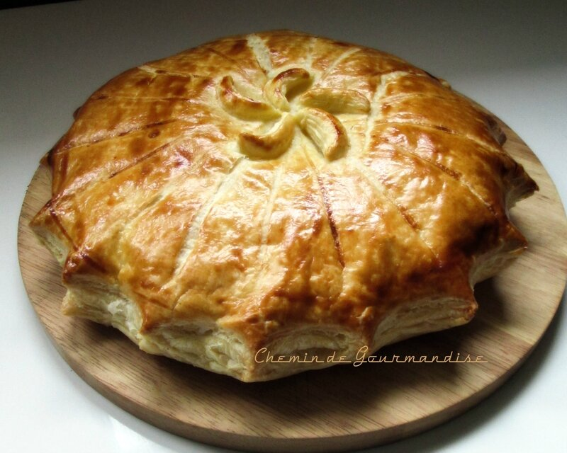 galette cuite