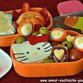 Bento « Hello Kitty » (Mai'Li Mai'Lo #6)