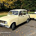 Renault 4 + remorque (1968-1974)(Retrorencard novembre 2011) 00