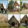 Des temples....