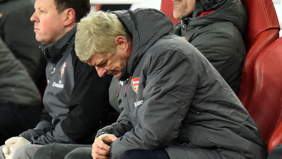 Arsenal traverse une grave crise de performance.
