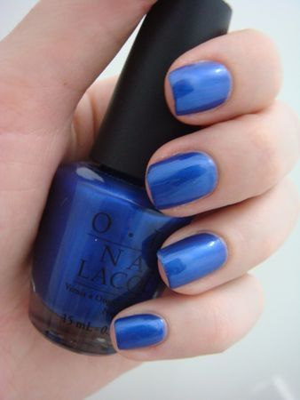 OPI - Bleu My Mind