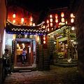 Lijiang de nuit