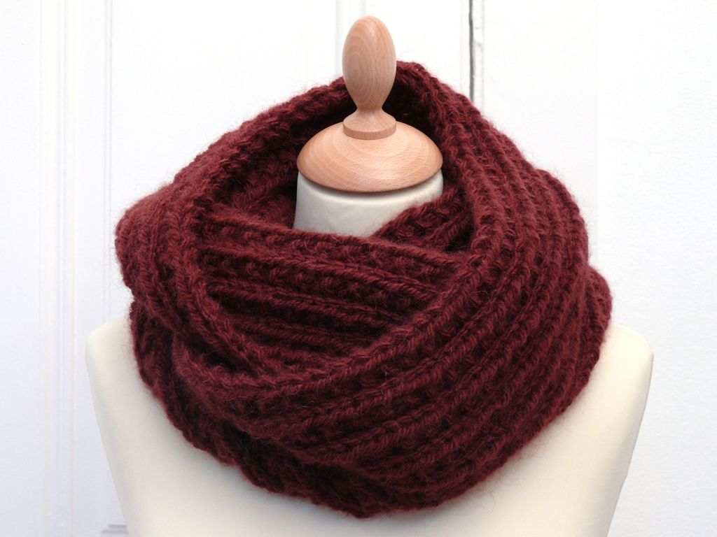 patron snood laine