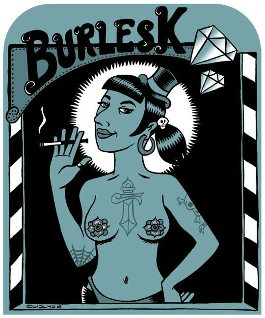 burleskpinup
