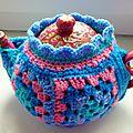 Tea cosy Granny 1
