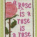 ATC juin - rose - pour Berch'ed