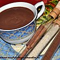 Chocolat chaud pais - LA recette !