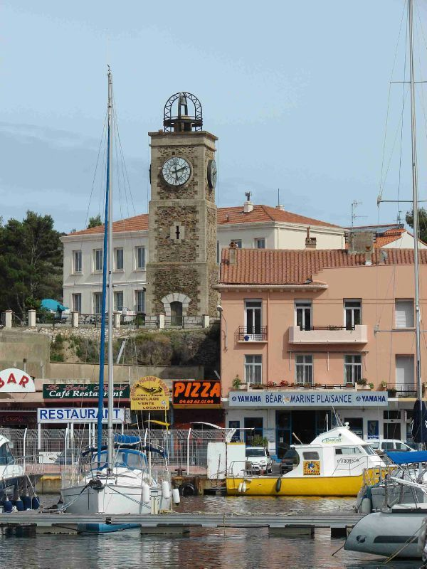 Port vendres pyr n es orientales le blog des horloges - Immobilier port vendres pyrenees orientales ...