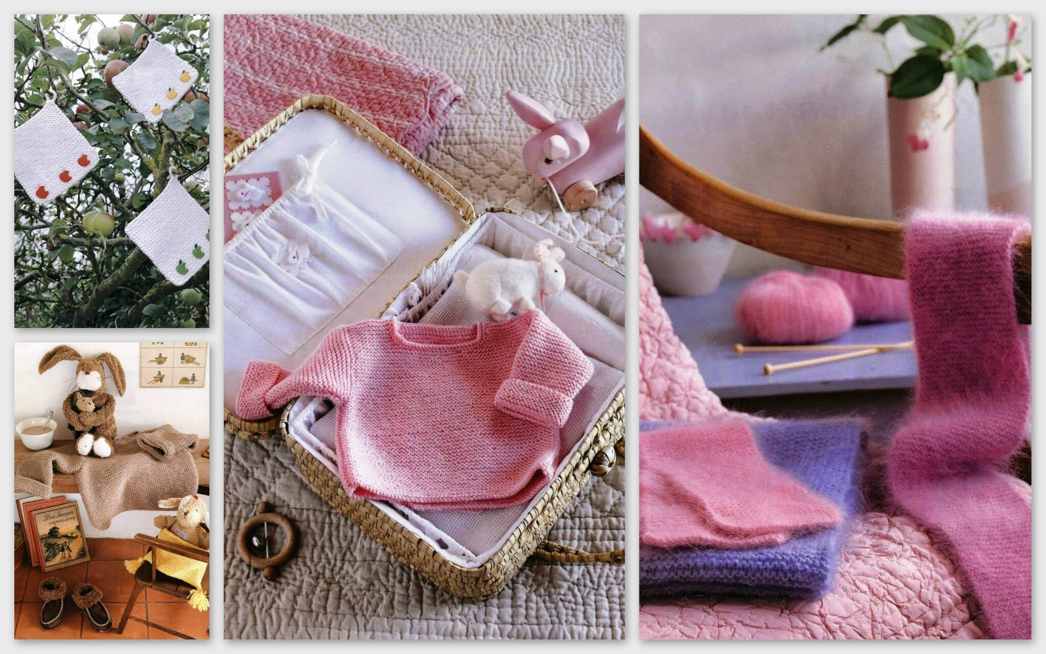 Cours de tricot : Les bases