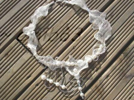 collier de mariée