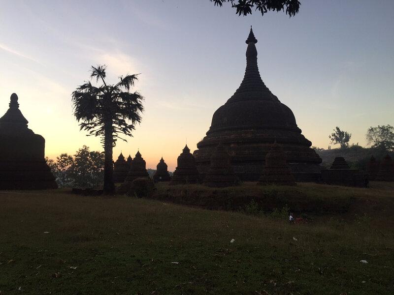 J8 CDS Stupa