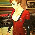 Star Trek latex sexy 6