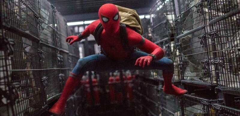 Spider-Man Homecoming-Ban