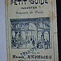 petit guide paris illustré 1899
