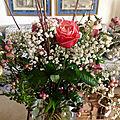Le bouquet du.....samedi!