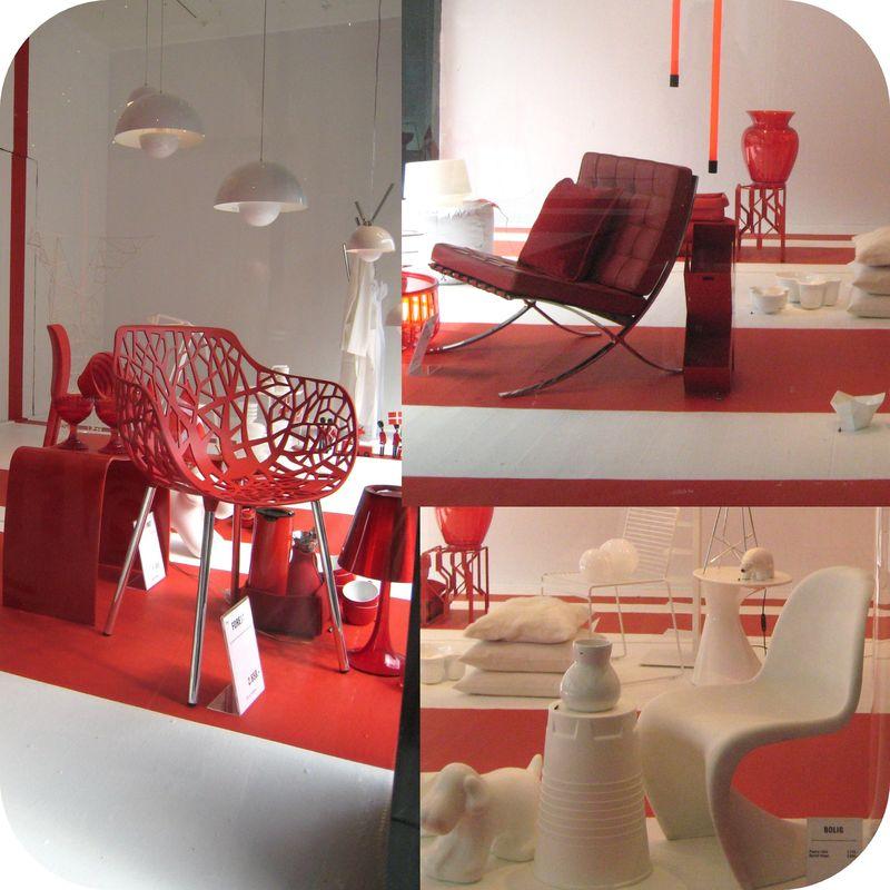Danemark 3 shopping rose tea room for Accessoire de decoration interieure