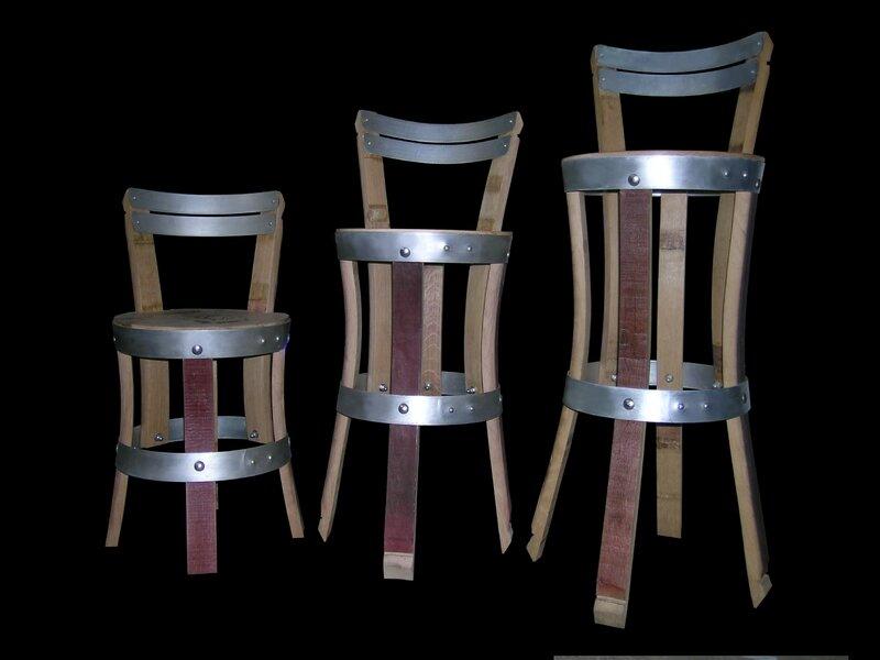 chaise modèle feuillette finition brut, vréation eric daout , douelledereve