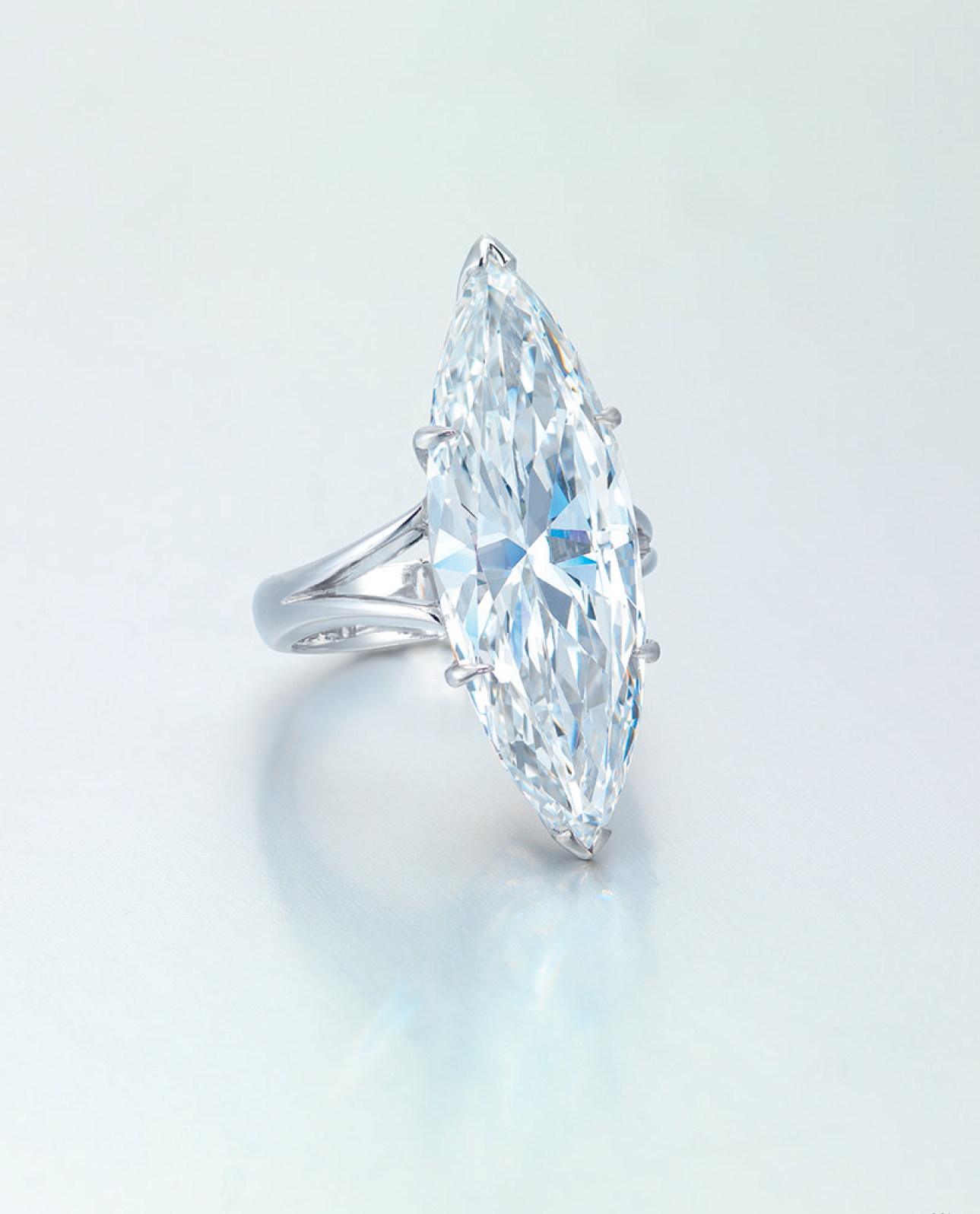 An important diamond ring, by Siba
