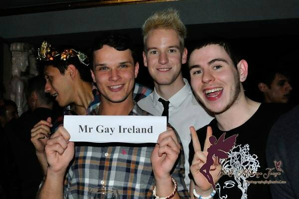 Mr Gay Ireland