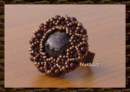 Pandora chocolat et bronze