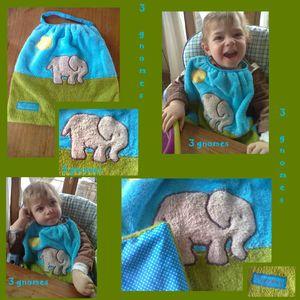 éléphant raphaël