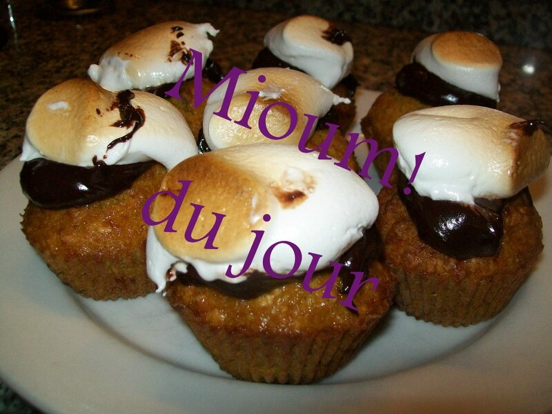 muffins s'mores3