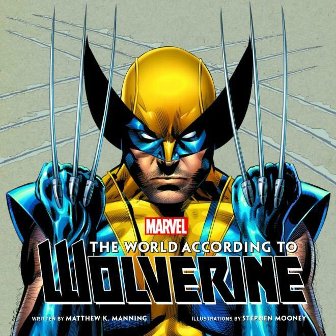 the world according to wolverine HC