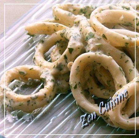 anneaux d encornets 224 la cr 232 me de soja zen cuisine