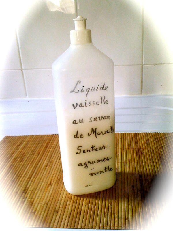 Recette liquide vaisselle senteur agrumes menthe l 39 antre de ga a - Liquide lave vaisselle maison ...