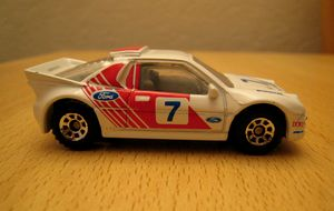 Ford RS 200 n° 7 03 -Matchbox- (1986)