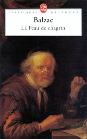 La peau de chagrin de Balzac