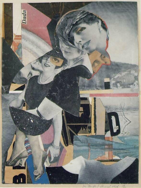 Hannah Höch, Da-Dandy, 1919