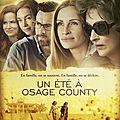 Film : un été à osage county - john wells